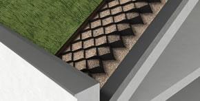 Vegetation roof