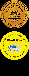 BENDA Trade - technology awards 2009